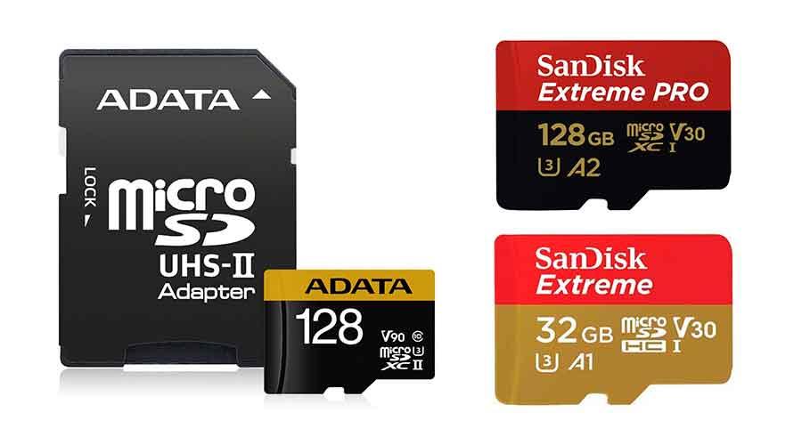 کارتهای Micro-SD