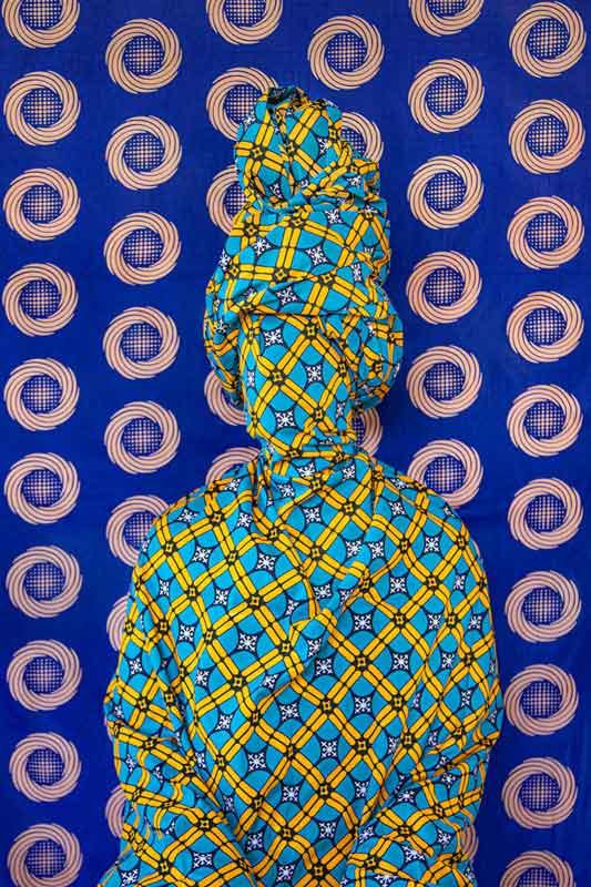 تنیده شده در پارچه آثاری از عالیه علی
