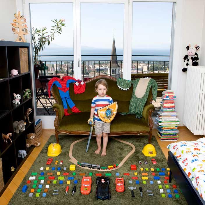 داستان اسباب بازی ها اثر گابریل گالیمبرتی _ Gabriele Galimberti