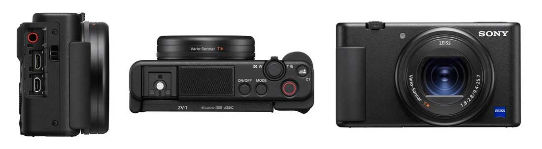 Sony ZV-1 دوربینی برای ولاگرها