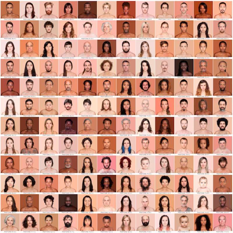 Humanæ اثر آنجلیکا داس - Angelica Dass