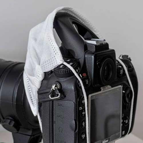 ماسک به عنوان دیفیوزر - Face Mask as a Flash Diffuser